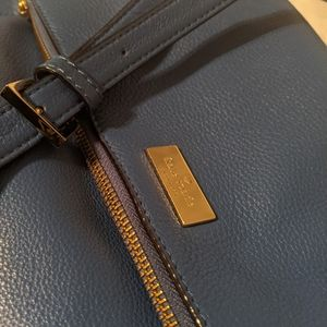 Kate Spade Blue Crossbody Bag